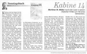 Rezension Südtiroler Tageszeitung, 19. Mai 2013