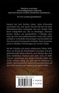 DER RISS ~ TRÄUME, Klappentext